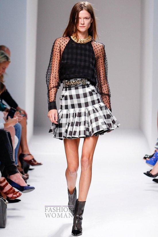 Модные юбки весна-лето 2014 фото №23