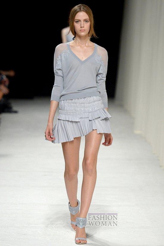 Модные юбки весна-лето 2014 фото №27