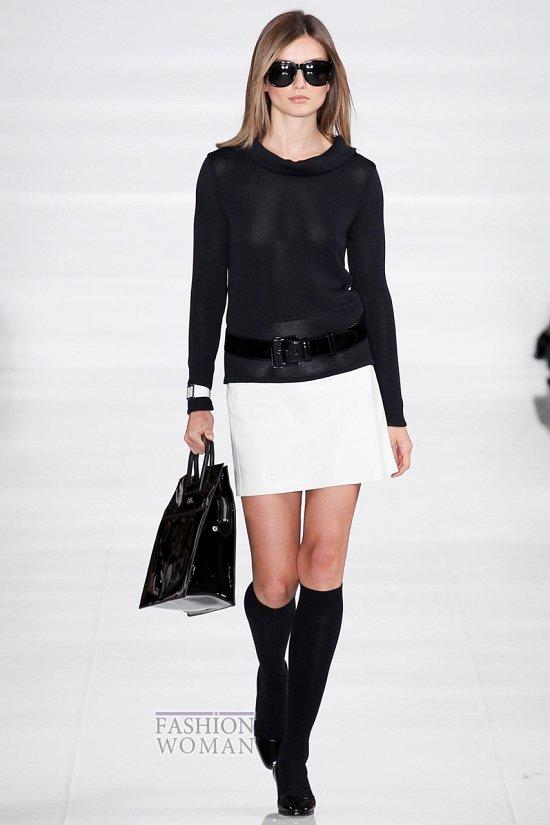 Модные юбки весна-лето 2014 фото №21