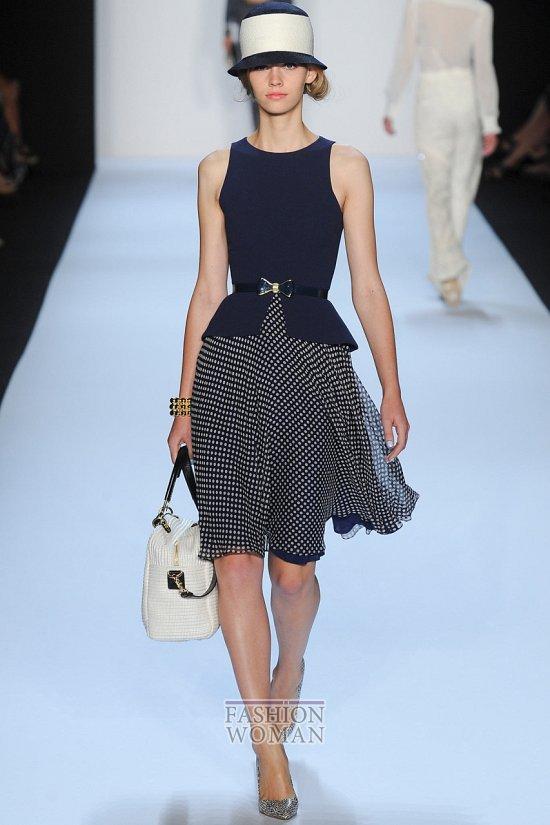 Модные юбки весна-лето 2014 фото №33