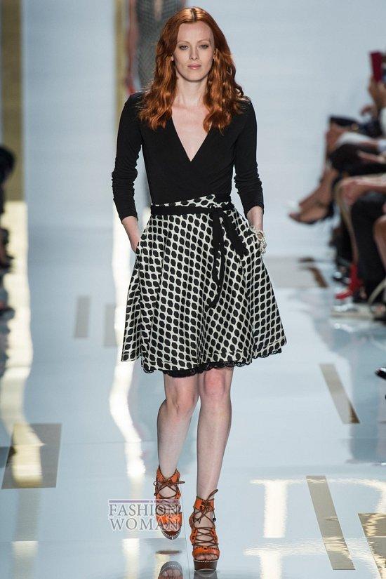 Модные юбки весна-лето 2014 фото №35