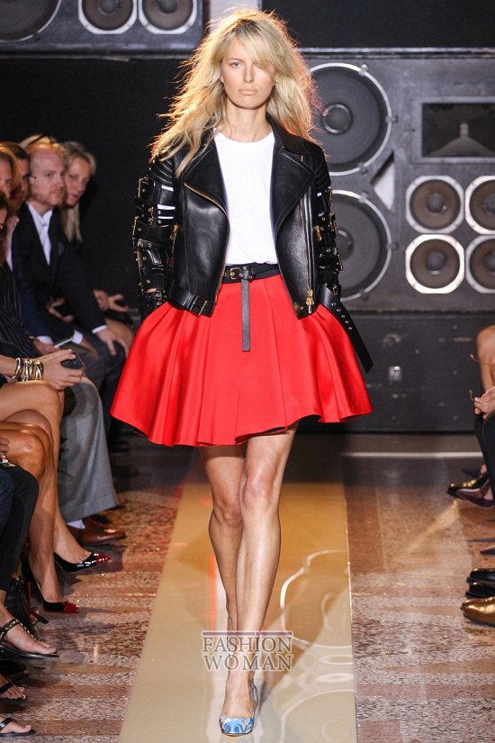 Модные юбки весна-лето 2014 фото №29