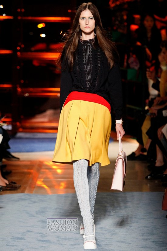 Модные юбки весна-лето 2014 фото №37