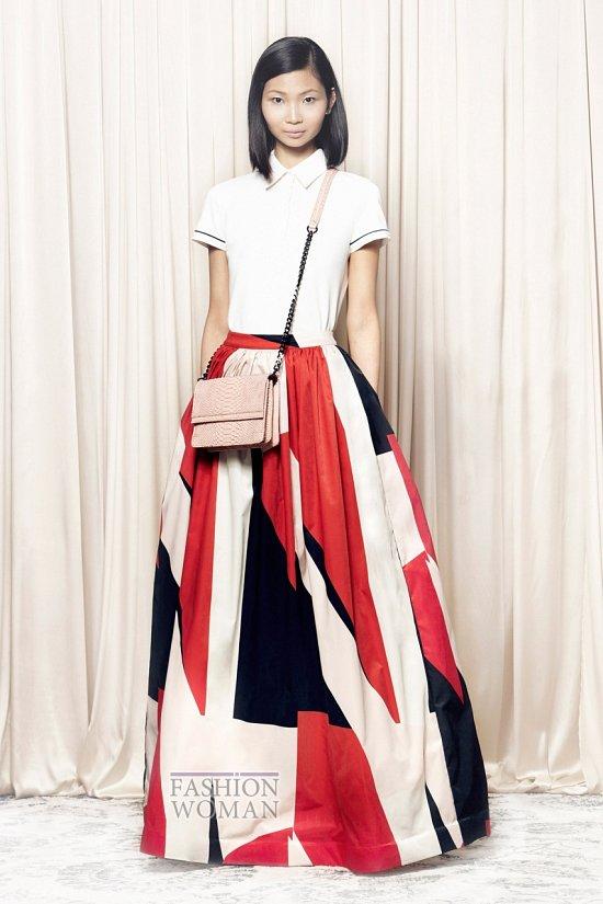 Модные юбки весна-лето 2014 фото №41