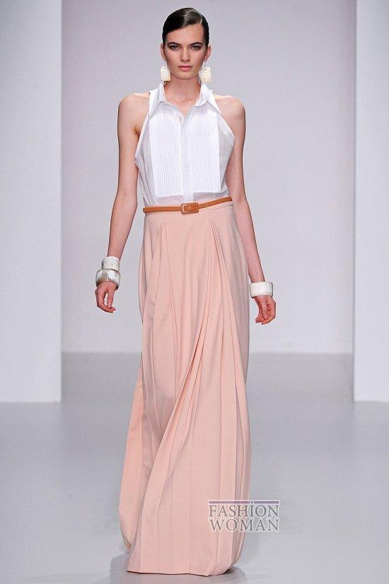 Модные юбки весна-лето 2014 фото №43