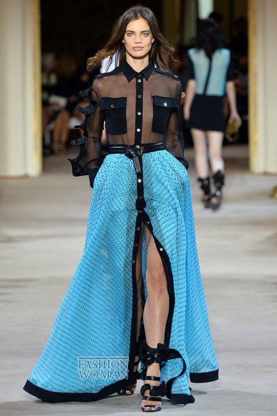 Модные юбки весна-лето 2014 фото №44
