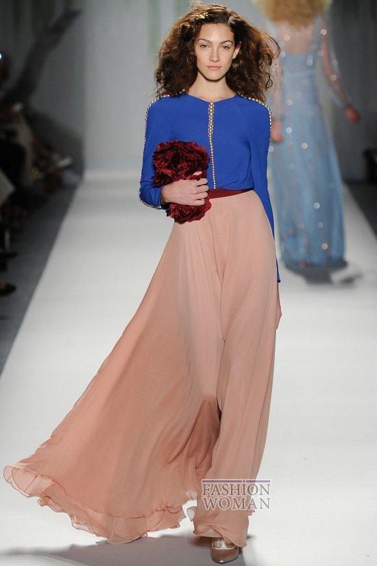 Модные юбки весна-лето 2014 фото №39