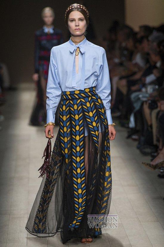 Модные юбки весна-лето 2014 фото №46
