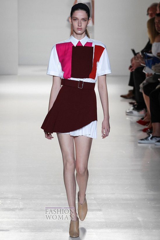 Модные юбки весна-лето 2014 фото №52