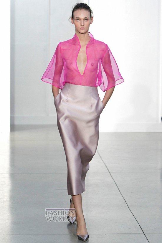 Модные юбки весна-лето 2014 фото №56