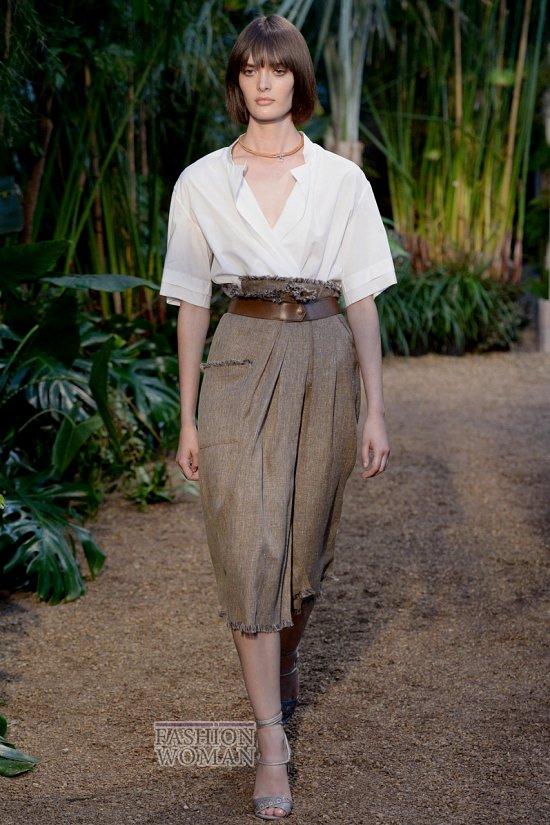Модные юбки весна-лето 2014 фото №57
