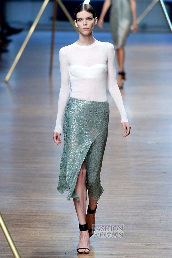 Модные юбки весна-лето 2014 фото №58