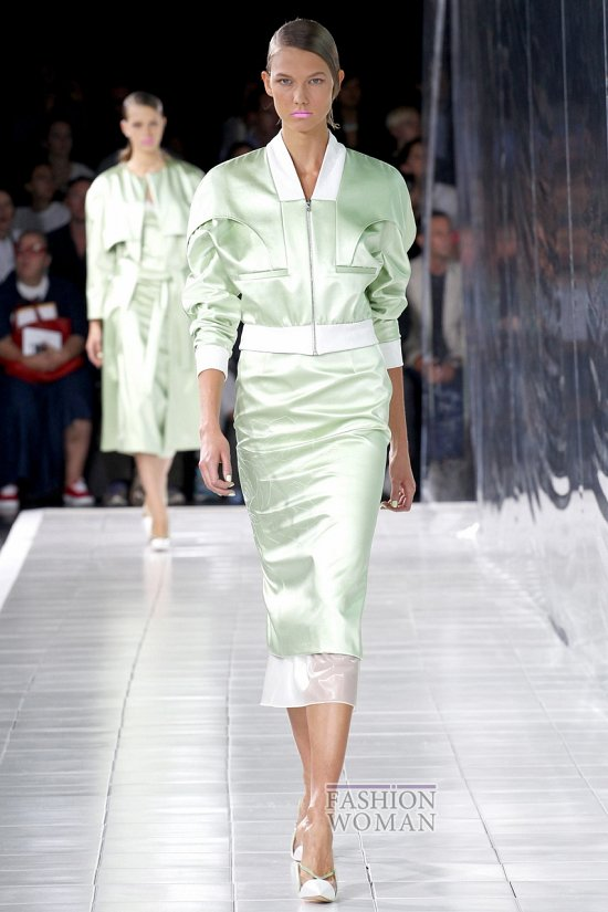 Модные юбки весна-лето 2014 фото №53