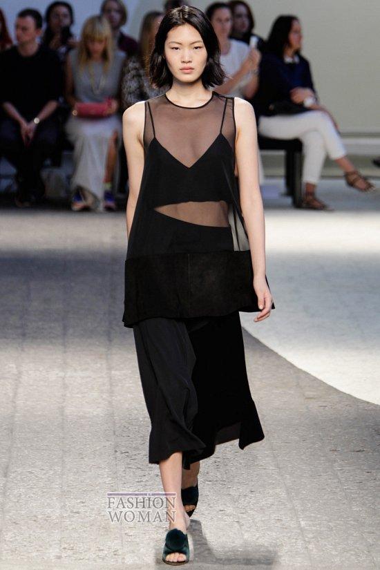 Модные юбки весна-лето 2014 фото №59