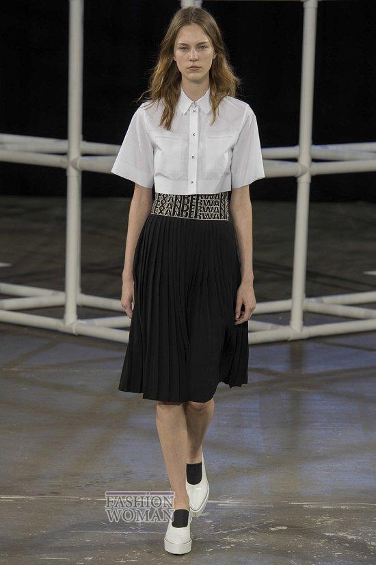 Модные юбки весна-лето 2014 фото №62