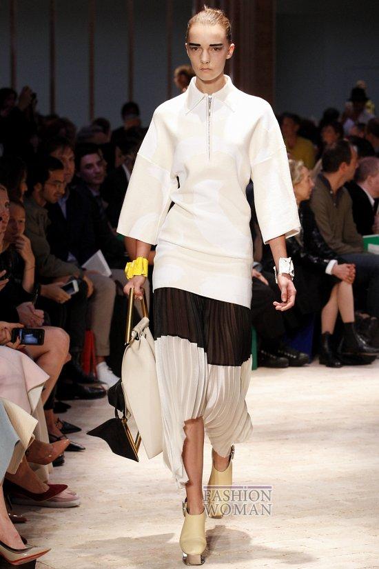 Модные юбки весна-лето 2014 фото №63