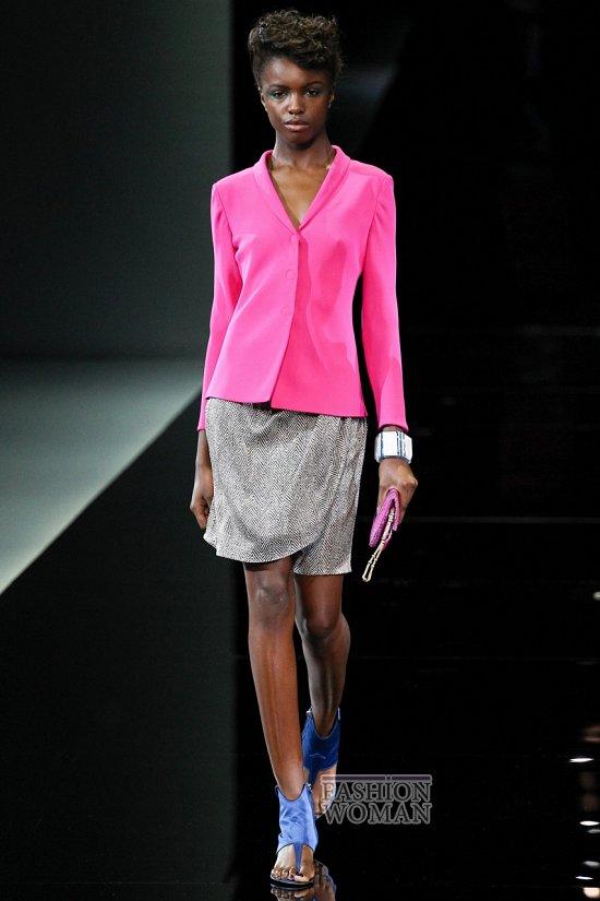 Модные юбки весна-лето 2014 фото №68