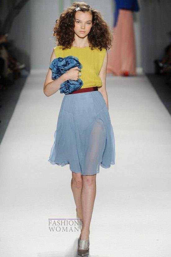 Модные юбки весна-лето 2014 фото №69