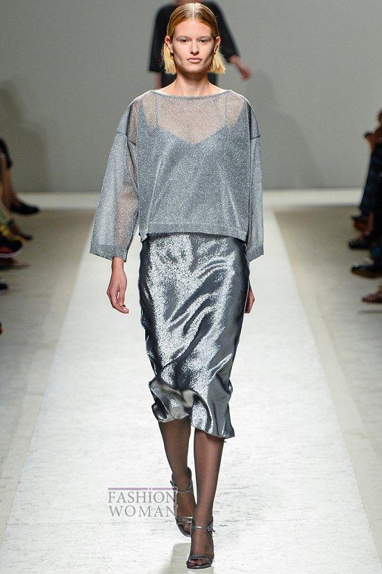 Модные юбки весна-лето 2014 фото №70