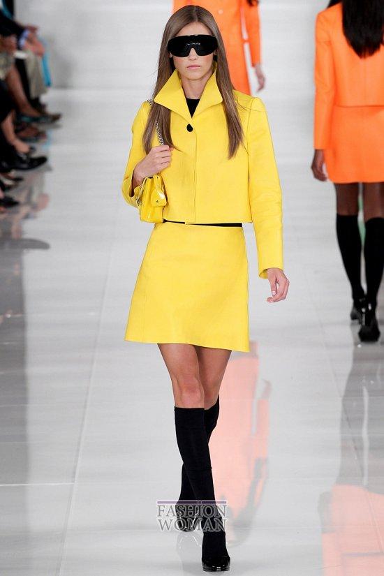 Модные юбки весна-лето 2014 фото №71