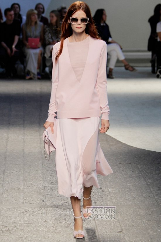 Модные юбки весна-лето 2014 фото №73