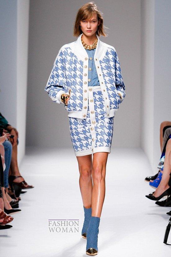 Модные юбки весна-лето 2014 фото №78