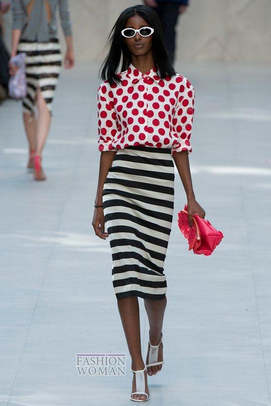 Модные юбки весна-лето 2014 фото №79