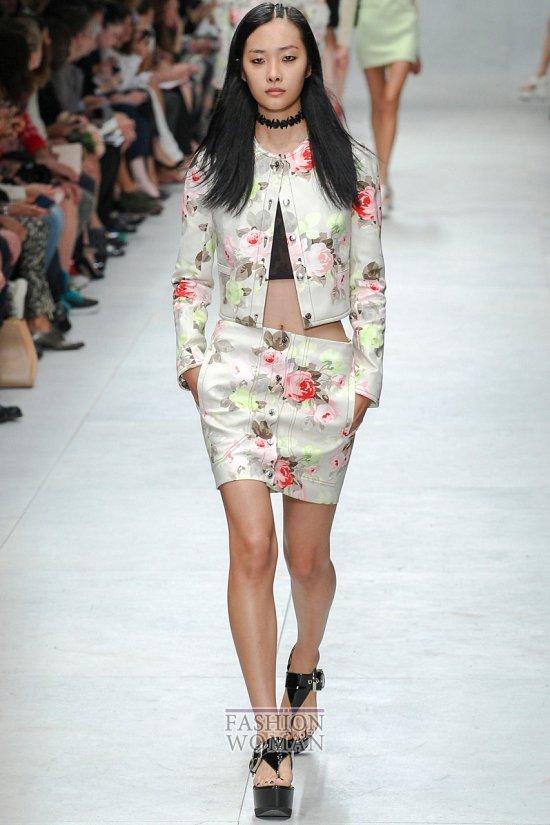 Модные юбки весна-лето 2014 фото №80