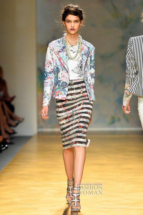 Модные юбки весна-лето 2014 фото №84