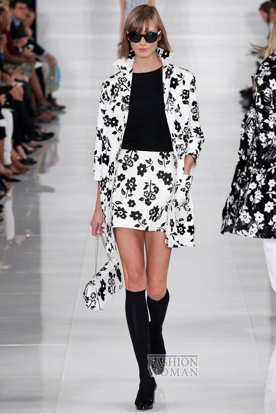 Модные юбки весна-лето 2014 фото №77