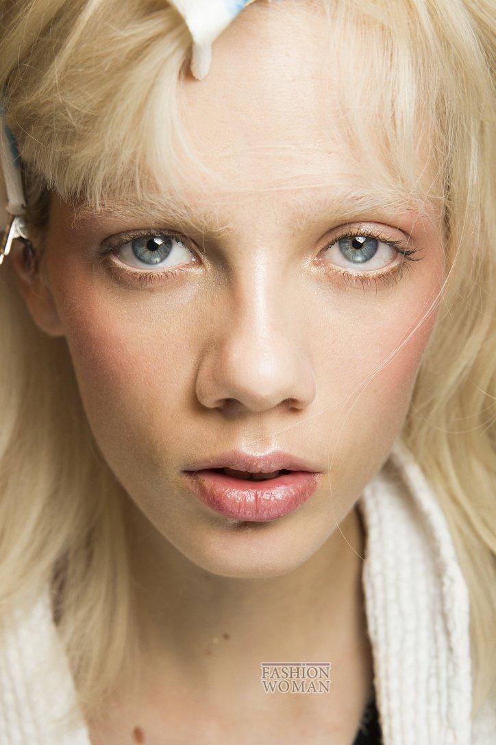 Модный макияж осень-зима 2016-2017 фото №5