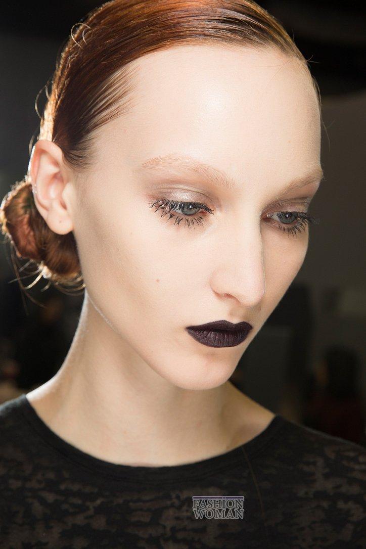 Модный макияж осень-зима 2016-2017 фото №23