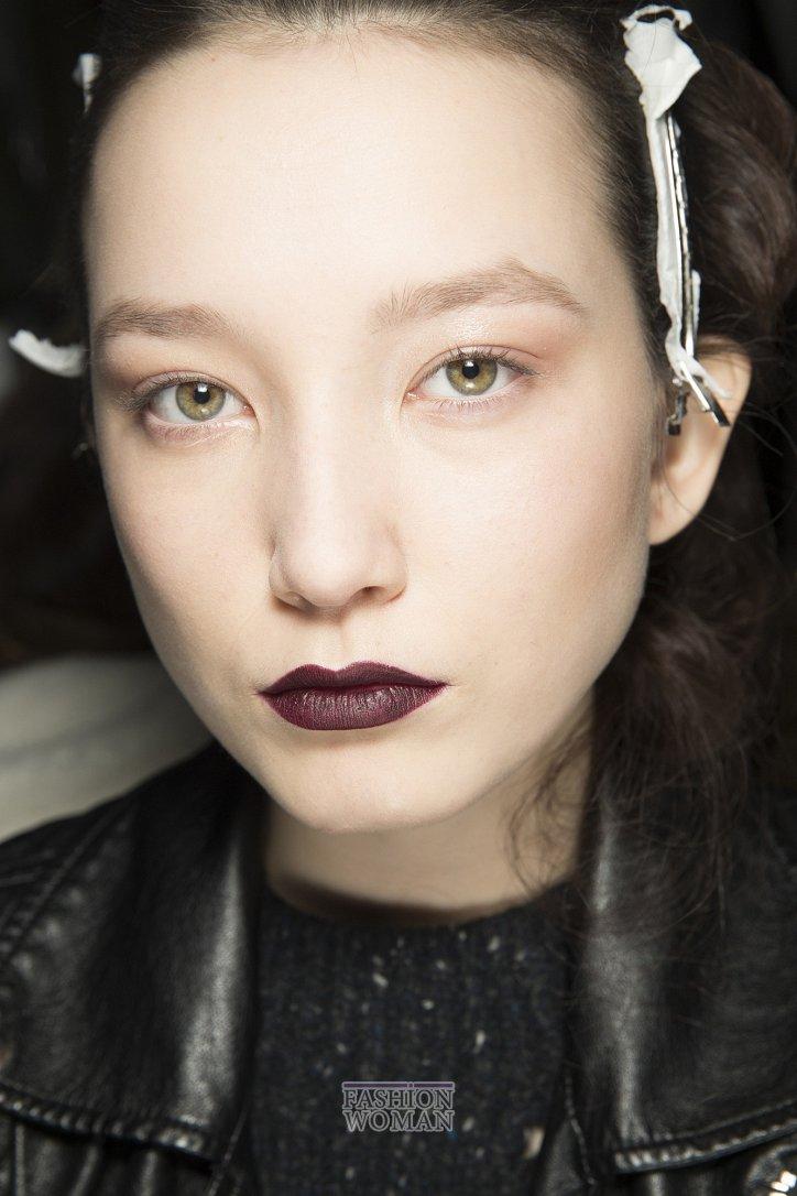 Модный макияж осень-зима 2016-2017 фото №25