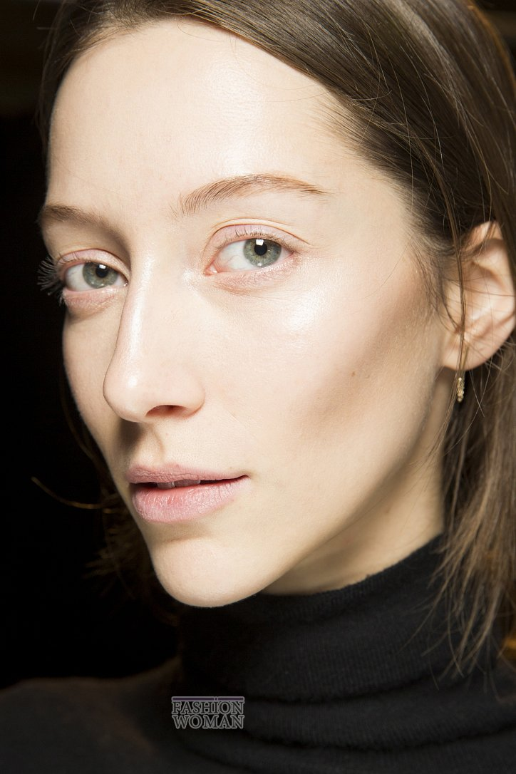 Модный макияж осень-зима 2016-2017 фото №2