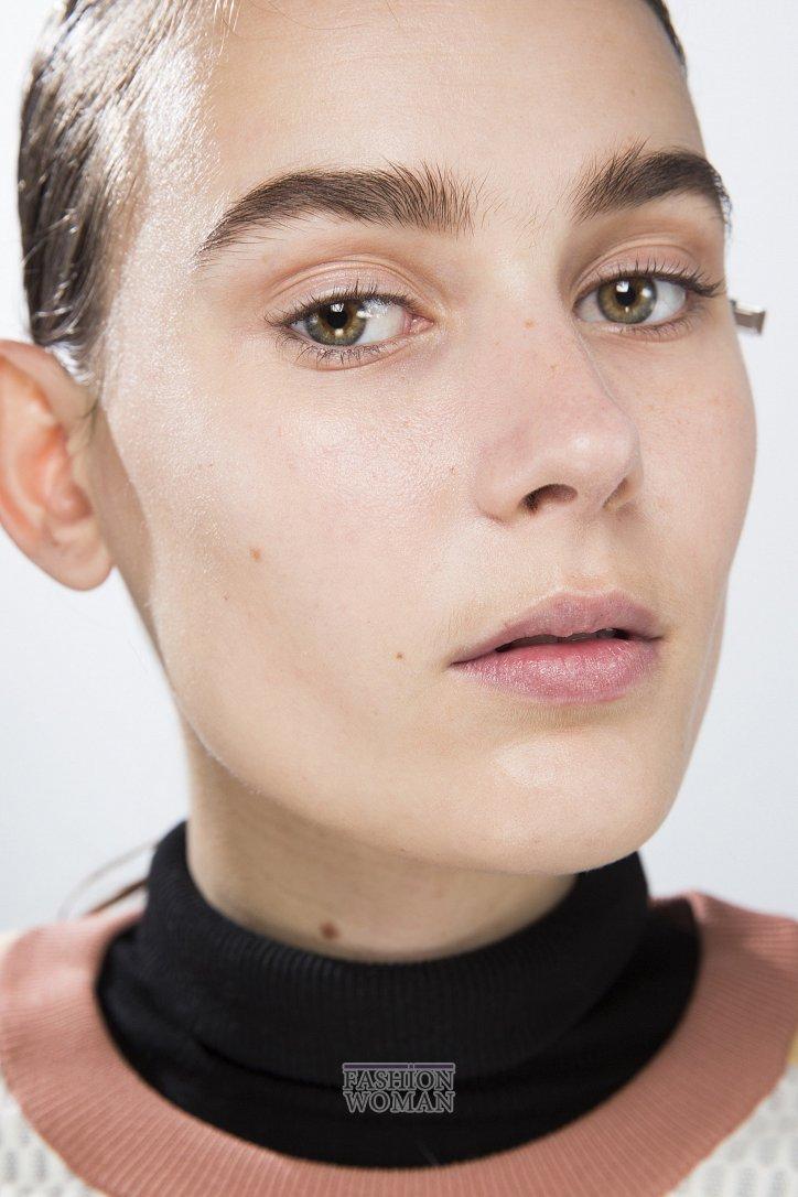 Модный макияж осень-зима 2016-2017 фото №9