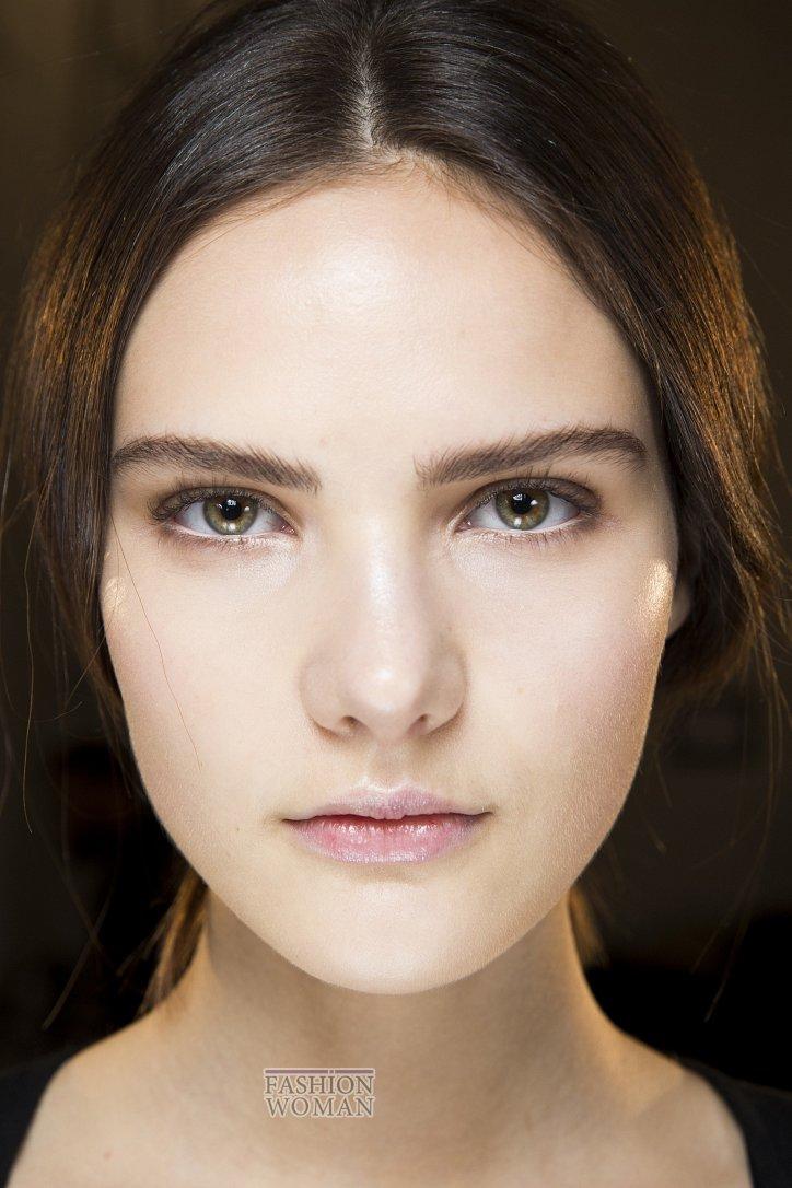 Модный макияж осень-зима 2016-2017 фото №7