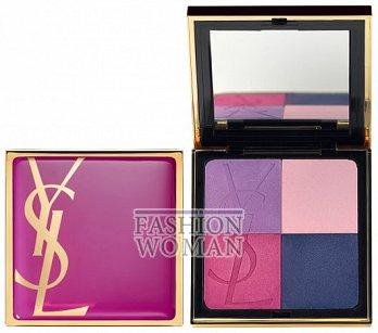 Модный макияж весна 2012 от Yves Saint Laurent фото №1