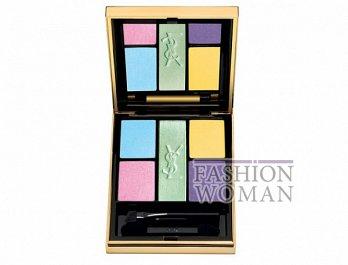 Модный макияж весна 2012 от Yves Saint Laurent фото №2