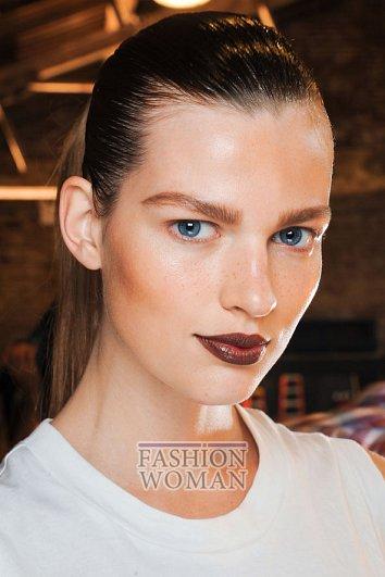 Модный макияж весна-лето 2012 фото №2