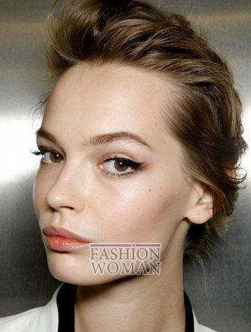 Модный макияж весна-лето 2012 фото №12