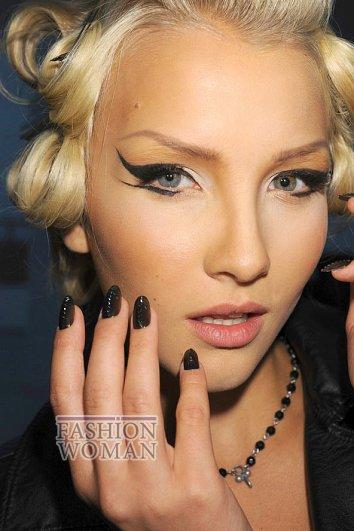 Модный макияж весна-лето 2012 фото №13