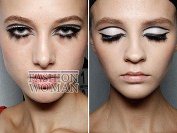 Модный макияж весна-лето 2012 фото №14