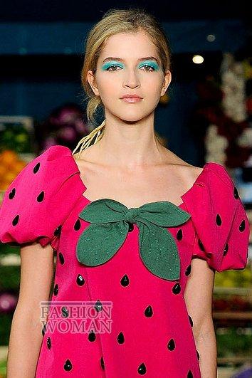 Модный макияж весна-лето 2012 фото №16