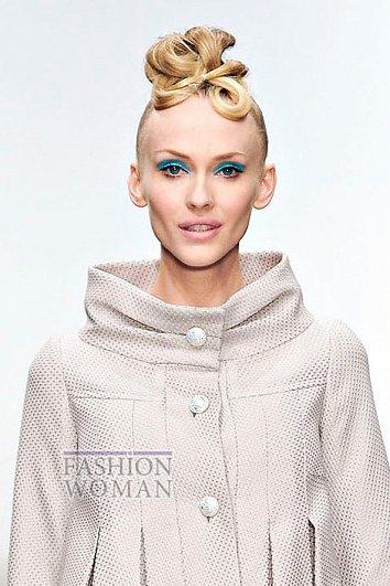 Модный макияж весна-лето 2012 фото №17