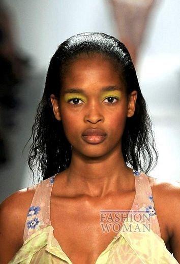 Модный макияж весна-лето 2012 фото №18
