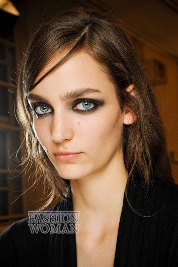 Модный макияж весна-лето 2012 фото №20