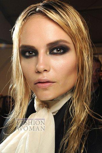 Модный макияж весна-лето 2012 фото №21
