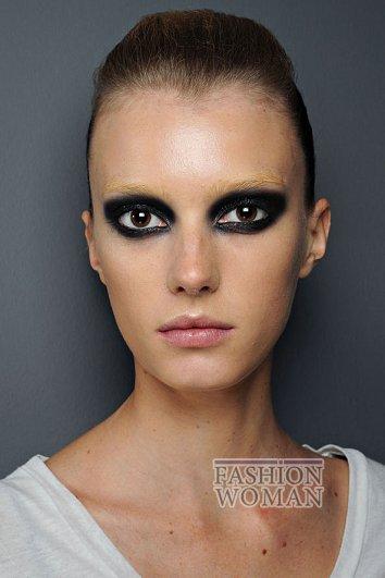 Модный макияж весна-лето 2012 фото №22