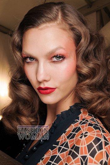 Модный макияж весна-лето 2012 фото №25
