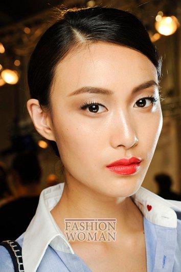 Модный макияж весна-лето 2012 фото №26
